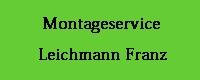 Leichmann Franz