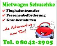 Mietwagen Schuschke