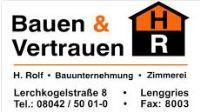 Bauunternehmen Rolf