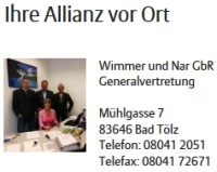 Wimmer und Nar GbR